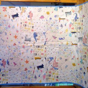 Whimsical Nursery Quilt